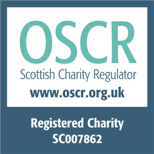 OSCR Registered Charity Icon