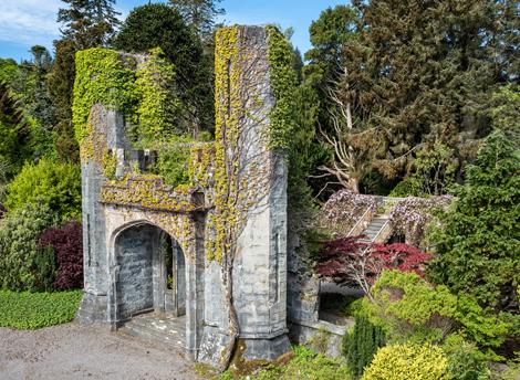 About - Armadale Castle