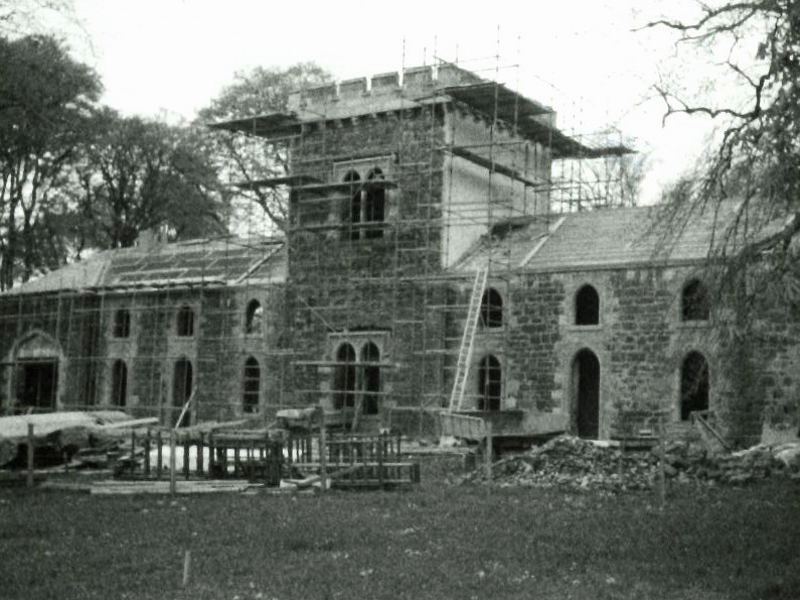Restoration of the Stables
